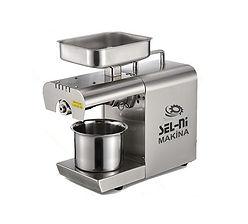 Çörekotu yağı makinası