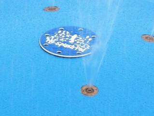 Splash Pad coming to the neighboorhood!