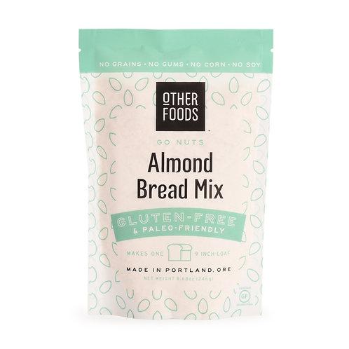 Other Foods Gluten-free Grain-free Paleo-friendly Almond Flour Bread Mix