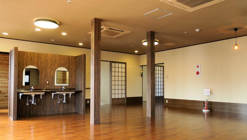 食堂・居間の空間