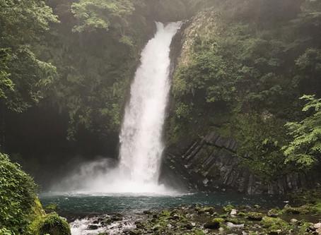 Joren Falls, a Geosite