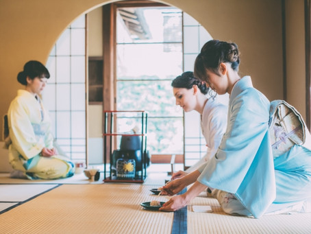 "Tea Ceremony, ""Sadou"""