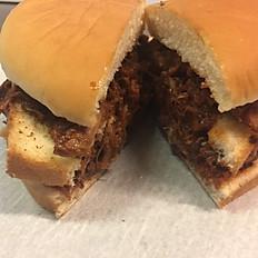 Double Decker Beef Sandwich