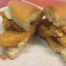 Double Decker Fish Sandwich