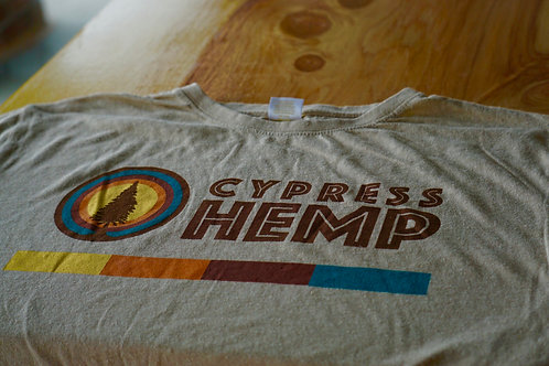 CYPRESS HEMP T-SHIRT