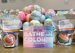 Bathe in Color