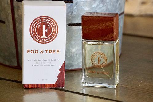 FOG AND TREE - CANNABIS BEARD OIL