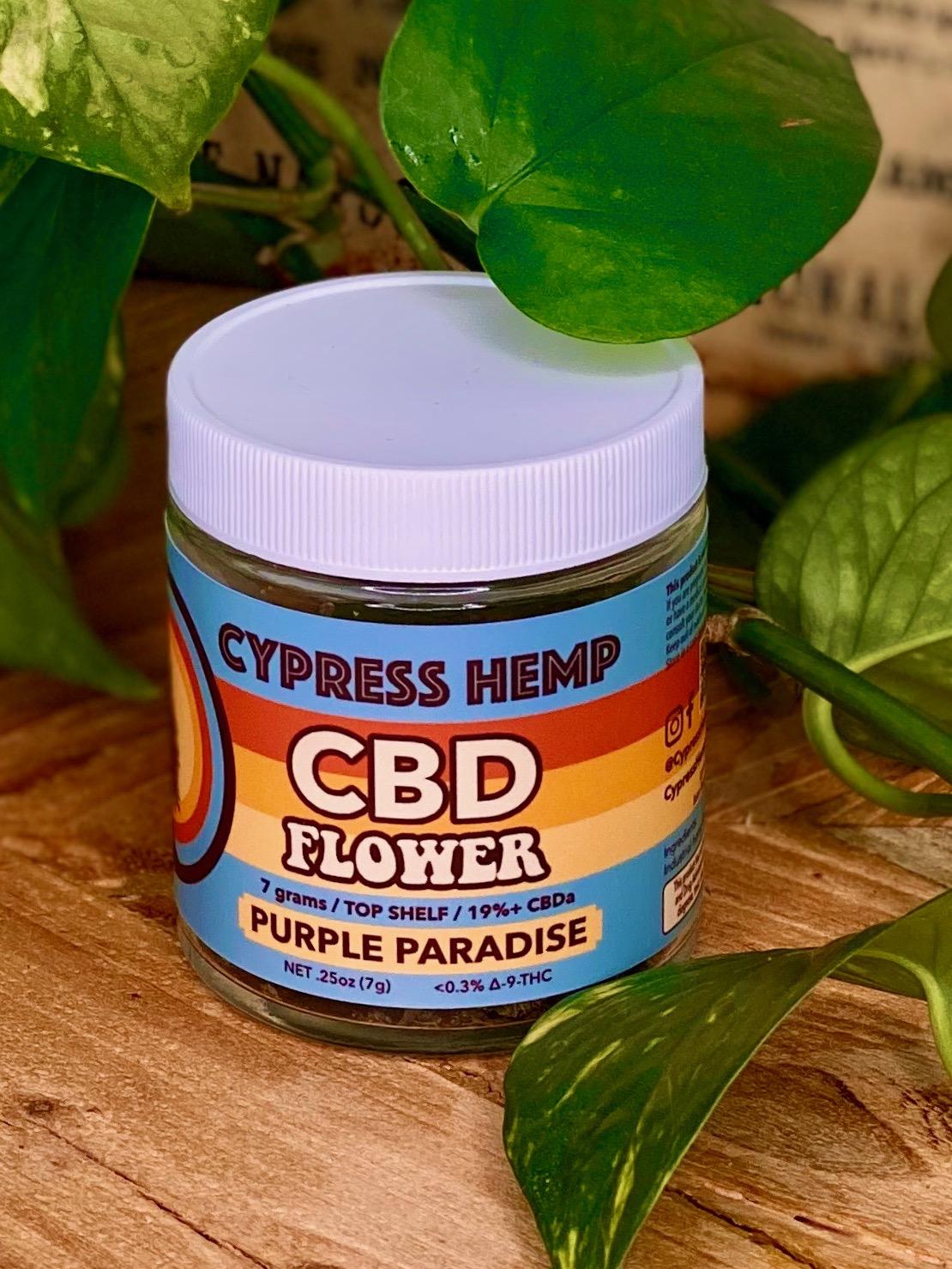 Cypress Hemp CBD Flower