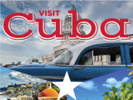 Why visit Cuba? Because you can!