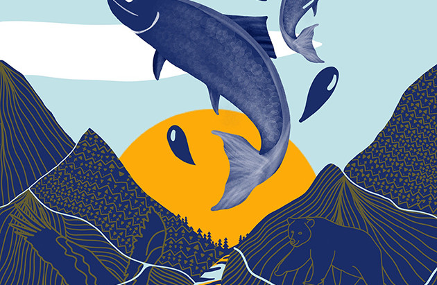 Announcing Salmon Days Design Contest Winners!