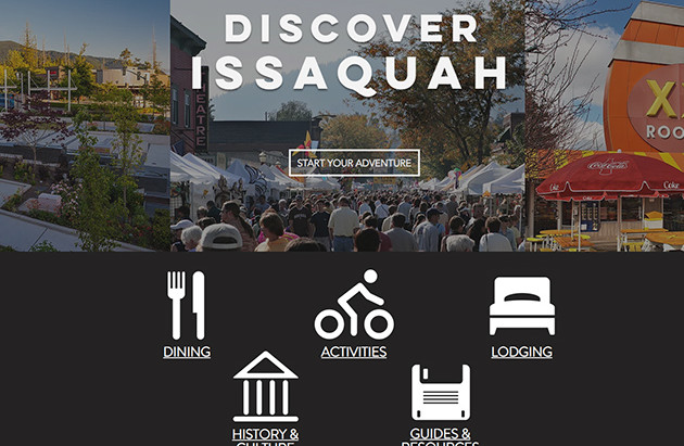 Introducing the Chamber's Revamped Tourism Website - Discover Issaquah
