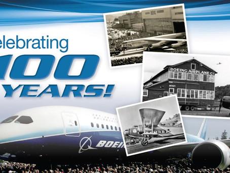 Sound Publishing Celebrates Boeing Turning 100!