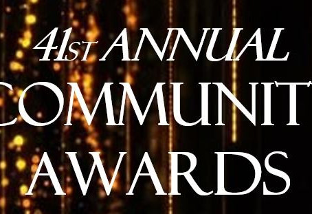 And the Winners at the 41st Annual Community Awards Ceremony are…