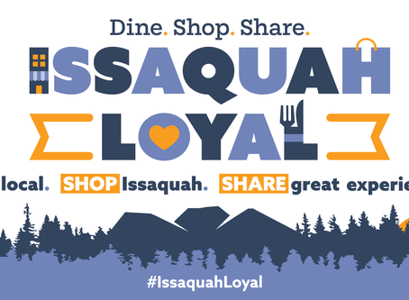 City Announces the Beginning of the #IssaquahLoyal Campaign!