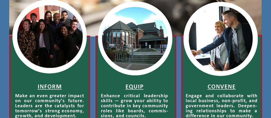 Amplify Your Leadership in Issaquah with Leadership Eastside