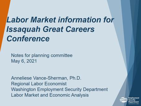 Job Market Information