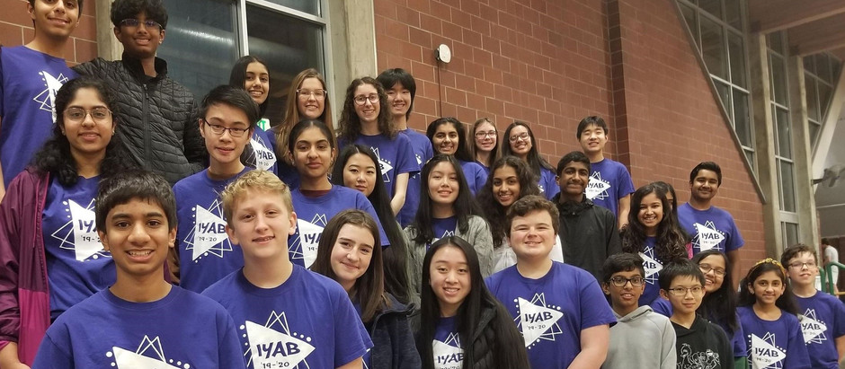 Issaquah Youth Advisory Board Leads by Example and Pays it Forward