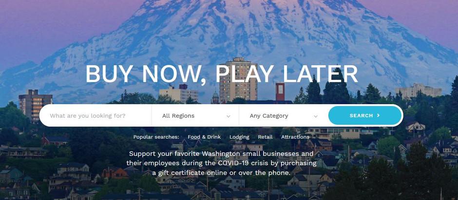 Restaurant & Tourism Related Businesses - Promote Through Washington Tourism Alliance