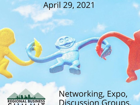Connect at the Summit on April 29th