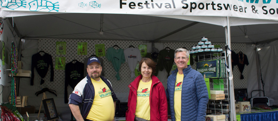 Join the Flippin' Fabulous Volunteer Squad & Be Part of the 50th Annual Issaquah Salmon Days