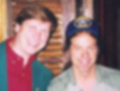 Speaker Bill Goss and Ted Nugent