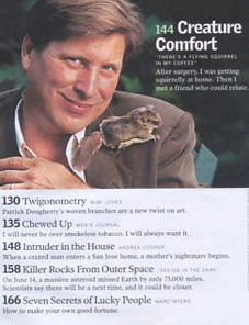 Bill Goss in Reader's Digest