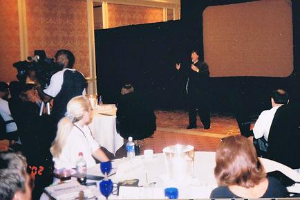Keynote speaker Bill Goss