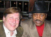 Speaker Bill Goss and Joe Frazier