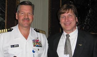 Bill Goss and Mark Fox