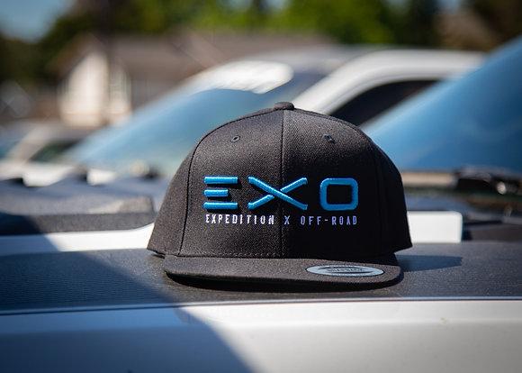 Snapback EXO Black Hat