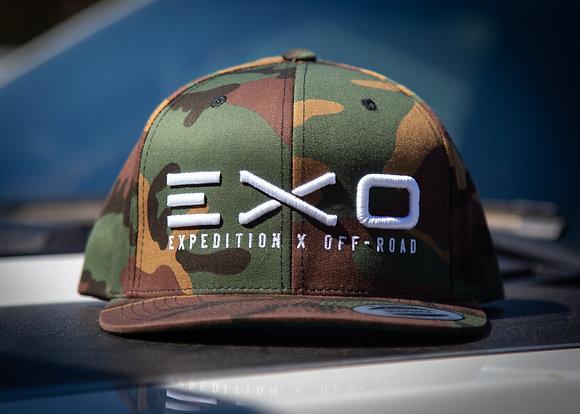 Snapback EXO Camo Hat