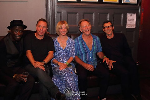 The Goldhawks aftershow with actors Jane Horrocks, Phil Daniels, Trevor Laird and Danny Webb