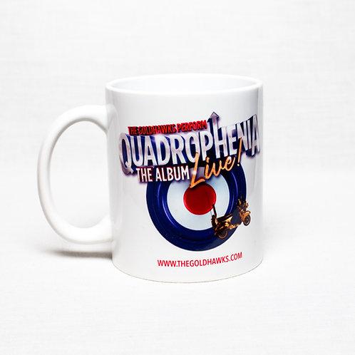 Quadrophenia Live! Mugs