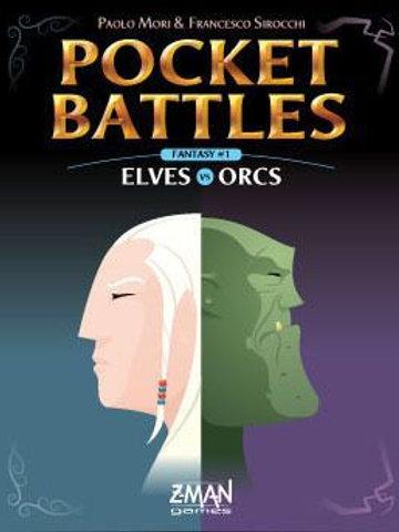 Pocket Battles Orcos vs Elfos