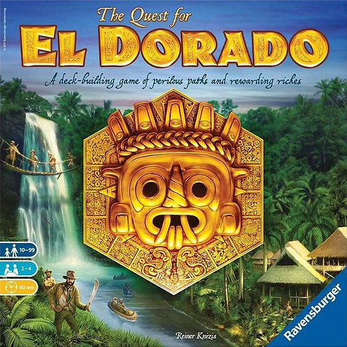 The Quest of El Dorado
