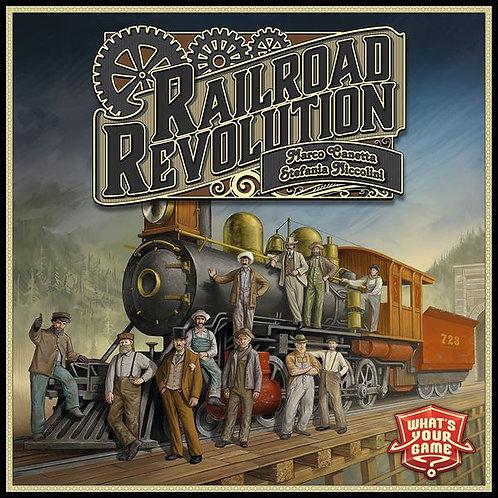 Railroads Revolution
