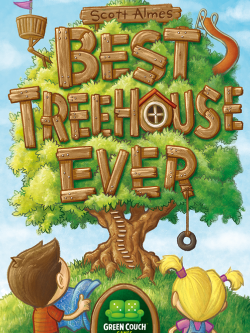 Best Treehouse Ever