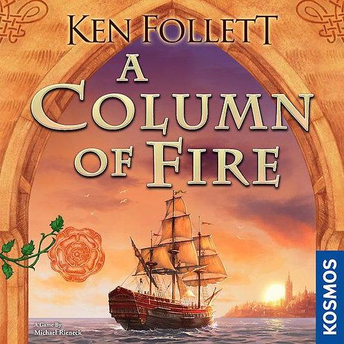 Una columna de fuego