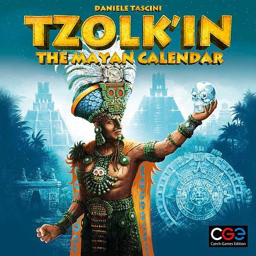 Tzolk'in: Calendario Maya