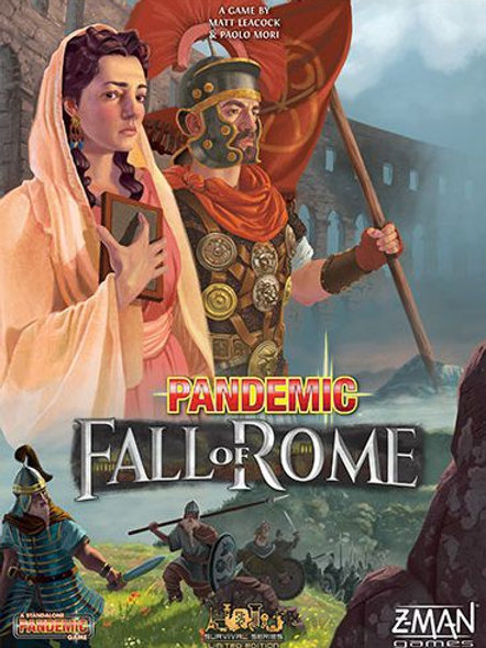 Pandemic The Fall of Rome