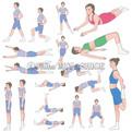 中高年のための「体を動かす」簡単運動メニュー(主婦の友社発行)