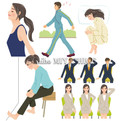 心と体をラクにする呼吸スイッチ健康法(大泉書店発行)