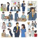 完全図解いちばんわかりやすいビジネス会話術( 成美堂出版発行)