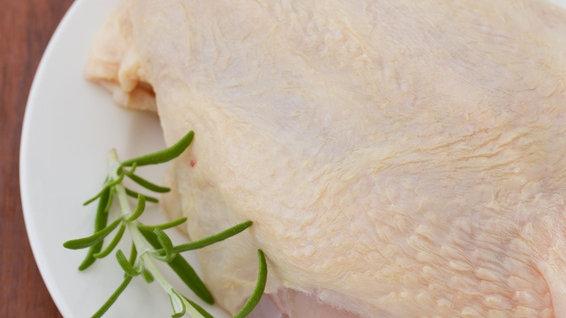 Chicken Breasts Skin-On