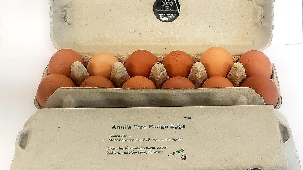 Annis Free Range Eggs