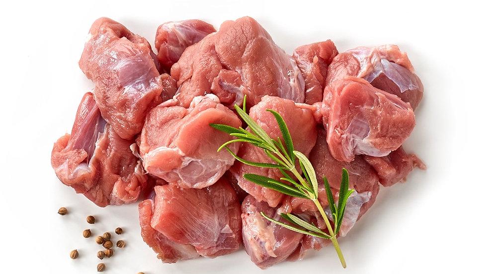 Lamb Diced