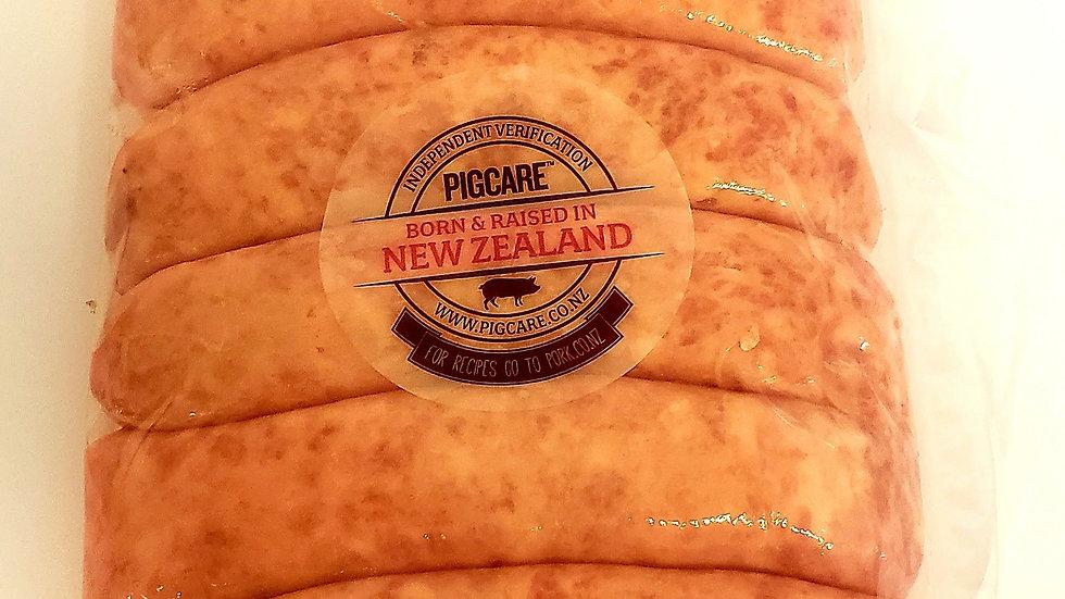 Pork Sausages -Premium
