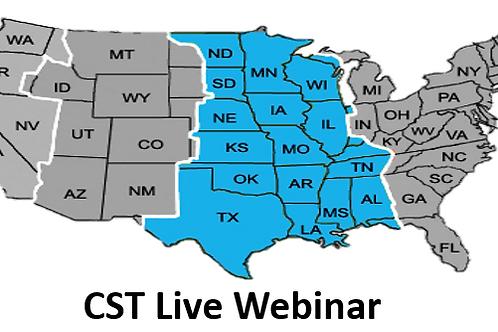 CST Live Webinar PMP/CaPM Bootcamp