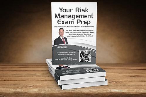 Your Risk Management Professional (PMI-RMP) Exam Prep
