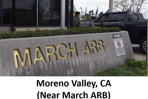 Moreno Valley, CA Project Management Boot Camp (Near March ARB)